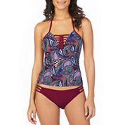 Ambrielle Paisley Tankini or Hipster Bottom