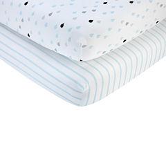 Nojo 2-pc. Crib Sheet