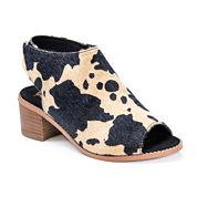 Muk Luks Kirsten Womens Heeled Sandals