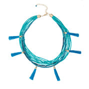 Mixit Beaded Necklace