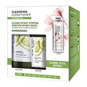 Matrix® Biolage Cleansing Conditioner Set for Coarse Hair + Free Mini Dry Shampoo