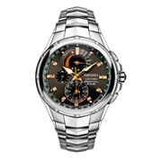 Seiko Coutura Mens Two Tone Bracelet Watch-Ssc561
