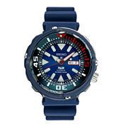 Seiko Prospex Mens Blue Strap Watch-Srpa83