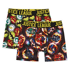 2-pc. Justice League Boxer Briefs Big Kid Boys