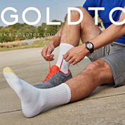Gold Toe® 6-pk. Athletic Crew Socks