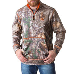 Realtree Quarter-Zip Pullover