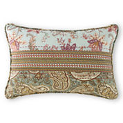 Home Expressions™ Jacobean Stripe Oblong Decorative Pillow