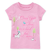 Disney Baby Collection Princess Graphic Tee - Baby Girls newborn-24m