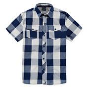Burnside® Short-Sleeve Woven Shirt - Boys 8-20