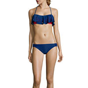 Arizona Flounce Swim Top or Hipster Swim Bottoms - Juniors