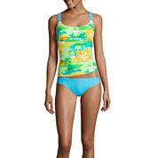 Arizona Tankini Swim Top or Hipster Swim Bottoms - Juniors