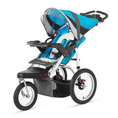 Schwinn Discover Swivel Wheel Single Jogging Stroller