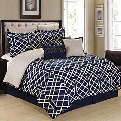 Cathay Home Demetri Comforter Set