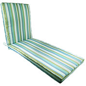 Waverly® Chaise Lounge Outdoor Cushion Collection