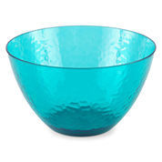 Outdoor Oasis™ Hammered Large Serving Bowl