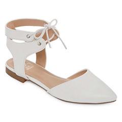 GC Shoes City Womens Ballet Flats