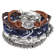 Decree Womens 6-pc. Bracelet Set