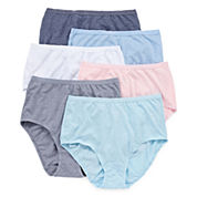 Fruit Of The Loom 6-pc. Brief Panty