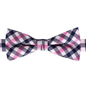 IZOD Plaid Bow Tie