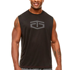 Tapout Sleeveless Graphic T-Shirt-Big and Tall
