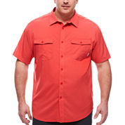 Columbia Sportswear Co. Button-Front Shirt-Big and Tall