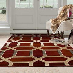 Cambridge Home Art Deco Rectangular Rugs