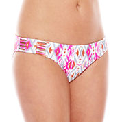 Ninety-Six Degrees Vacay Ready Side-Tab Hipster Swim Bottoms