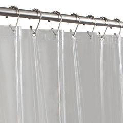 Maytex 8-Gauge Peva Stall Shower Curtain Liner