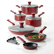 T-Fal� Excite 14-pc. Aluminum Nonstick Cookware Set