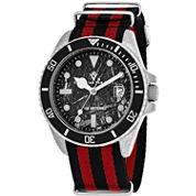Christian Van Sant Mens Multicolor Strap Watch-Cv5100nrb