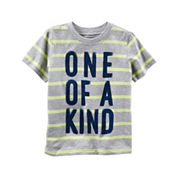 Carter's Boys Short Sleeve T-Shirt-Toddler