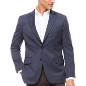 Stafford Yearround Blue Tic Sport Coat