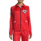 Minnie Mouse Track Jacket-Juniors