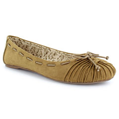Just Dolce By Mojo Moxy Amore Womens Ballet Flats
