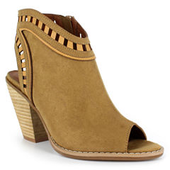 Just Dolce By Mojo Moxy Mollie Womens Shooties