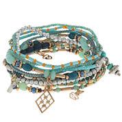 Capelli Of N.Y. Capelli Womens Stretch Bracelet
