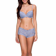 Dorina Lianne Underwire Demi Bra and Lace Hipster Panty