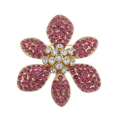 Monet Jewelry Pink Pin