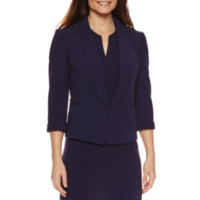 Black Womens Jacket Blazer