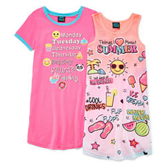 Jelli Fish Kids Nightgown-Big Kid Girls