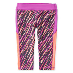 Xersion Pattern Knit Leggings - Toddler Girls