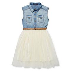 Weavers Dress Set - Big Kid Girls