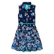 Knit Works Dress Set - Big Kid Girls