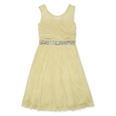 Girls Plus Dresses