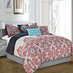 Riverbrook Home Yuri 6-pc. Midweight Comforter Set