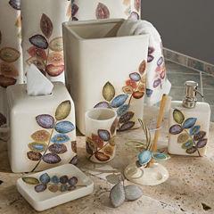 Croscill Classics® Mosaic Leaves Bath Collection