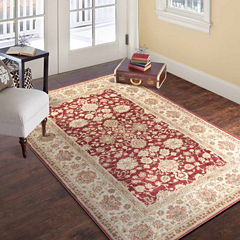 Cambridge Home Vintage Floral Rectangular Rugs