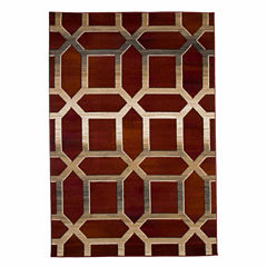 Cambridge Home Art Deco Rectangular Rugs