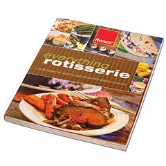 Ronco BK5250PRT Everything Rotisserie Cookbook