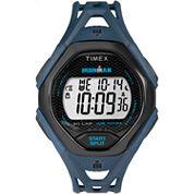 Timex Ironman Sleek 30 Mens Blue Strap Watch-Tw5m106009j